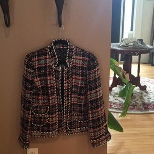 Amazing tweed jacket!!